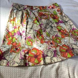 Pleaded Skirt